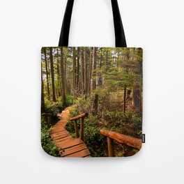 Cape Flattery Trail Tote Bag
