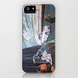 Mirages of lives iPhone Case