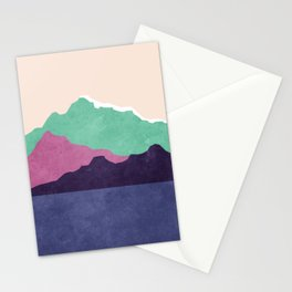 moutain1212 Stationery Cards