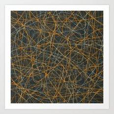 Golostorial Knox Art Print