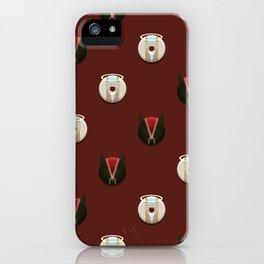 Ineffable Husbands iPhone Case