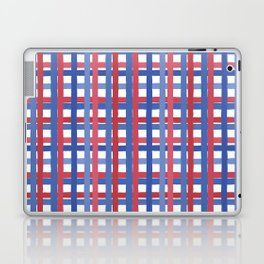 4th of July Gingham Laptop & iPad Skin