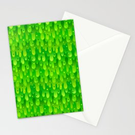 Radioactive Slime Stationery Cards