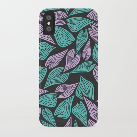 Winter Wind iPhone Case