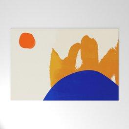 Abstract Art 33 Welcome Mat