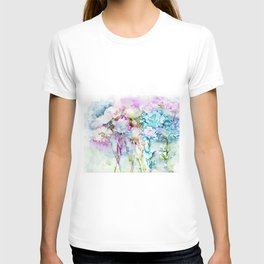 infinite love for the flowers T-shirt