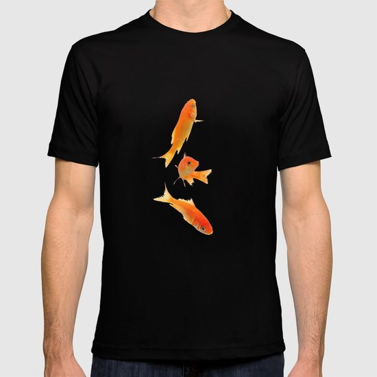 Goldfish in the sky T-shirt