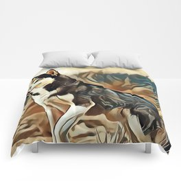 The Siberian Husky Comforters