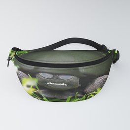Slow Commando - Army Turtle Fanny Pack