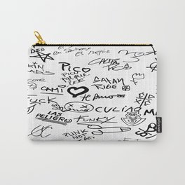 Graffitis Carry-All Pouch