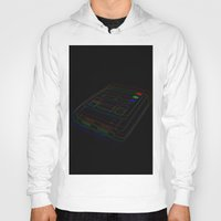 gaming Hoodies featuring SNES Gaming by Gudrun Galdean