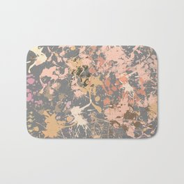 Skin Tones - Liquid Makeup Foundation - on Gray Bath Mat