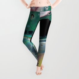 pouring mixtology #1 Leggings