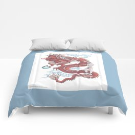 Treasure Dragon Comforters