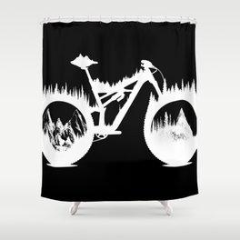 Enduro Shower Curtain