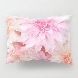 pastel peonies Pillow Sham