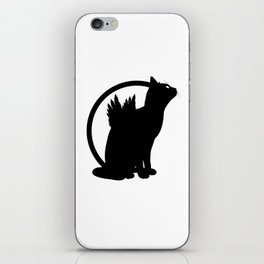 catwings iPhone Skin
