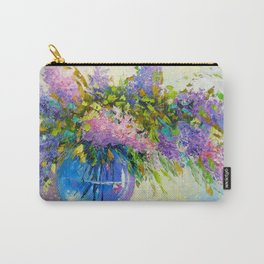 Bouquet of lilac Carry-All Pouch