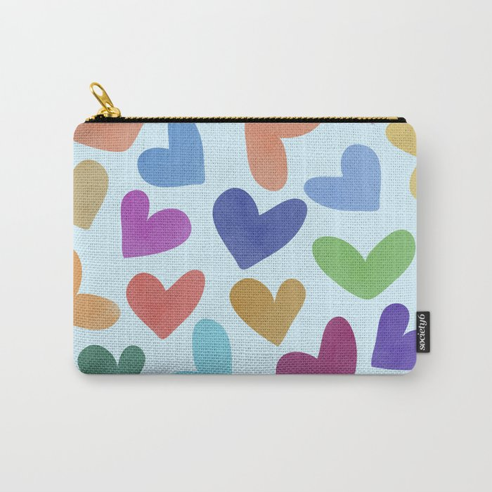 Lovely Pattern III Carry-All Pouch