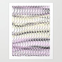 monty python Art Prints featuring python by gasponce