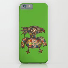 The Green Parrot iPhone 6s Slim Case