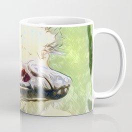Impressive Animal - Ostrich Coffee Mug
