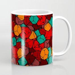 Dice Bag Coffee Mug