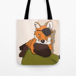 FOXEYE Tote Bag
