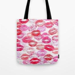 Barbie Kisses Tote Bag