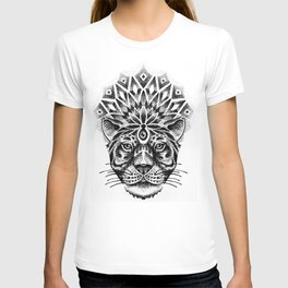 Trance tiger T-shirt