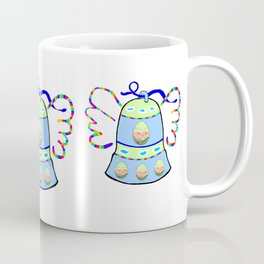 Winged Bell and  Egg Coffee Mug