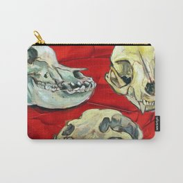 Animal Skull Study Carry-All Pouch