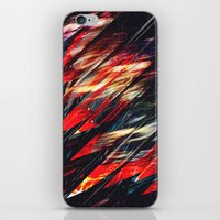 runner iPhone & iPod Skins featuring Blade runner by Kardiak