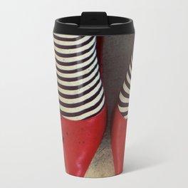 Dorothy Metal Travel Mug