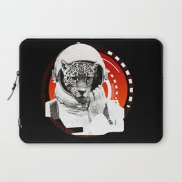No One Can Hear You Meow in Space Laptop Sleeve
