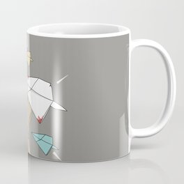 Never Surrender Coffee Mug