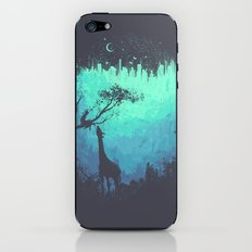 After Cosmic Storm iPhone & iPod Skin