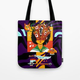 MALFORMED Tote Bag