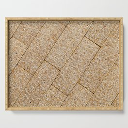 rye crackers Serving Tray