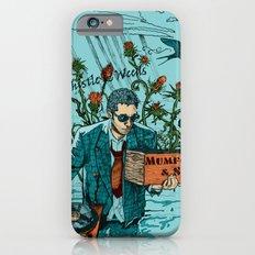 Thistle & Weeds Slim Case iPhone 6s