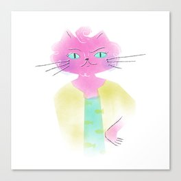 Princess Carolyn Canvas Print