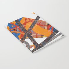 geometric travel Notebook