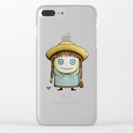 Anne Clear iPhone Case