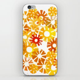 Autumn Sun iPhone Skin