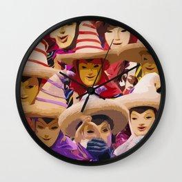 Schnoerkele Wall Clock