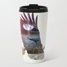 The Eagle Metal Travel Mug