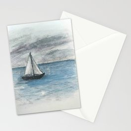 Beyond the Horizon Stationery Cards