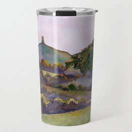 Glastonbury Tor - Somerset, England Travel Mug