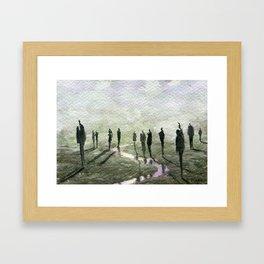 The Million Masks of God Framed Art Print