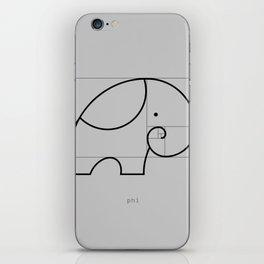 Phi iPhone Skin